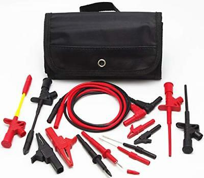 Us Electronic Specialties Automotive Test Probe Lead Kit Set Multimeter Meter