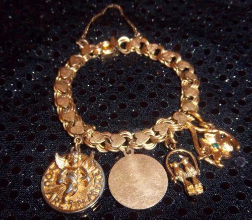 Hallmark Charm Bracelet: Hallmark Bracelet Charms