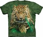The Mountain Leopard Adult Unisex T-Shirts