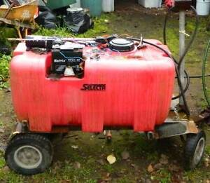 SELECTRA 200 Ltr Spot Sprayer - mounted - with battery Mount Gambier Grant Area Preview