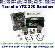Banshee Top End Kit