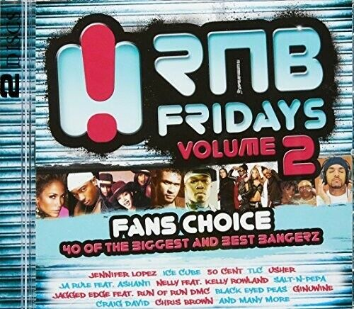 Various Artists - Rnb Fridays Vol 2 / Various [new Cd] Australia - Imp