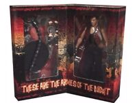 The Warriors - Cult Movie - Ajax - Ltd Action Figure - Mezco