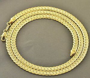 CHOICE OF UNISEX GOLD FILLED NECK CHAINS