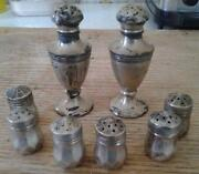 Sterling Silver Salt and Pepper