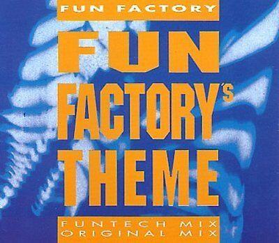 Fun Factory Fun Factory's theme (1992) [Maxi-CD] (Fun Themes)