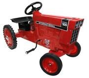 Ertl Red Tractor
