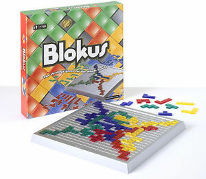 Looking for Blokus