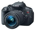 Canon Canon EOS Rebel T5I Canon EOS Digital Cameras