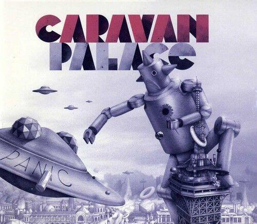 Caravan Palace - Panic [New CD] UK - Import