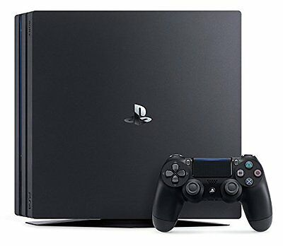 Brand NEW Sealed Sony PlayStation 4 Pro 1TB Black Console Tax Free