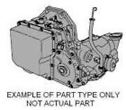 Mazda 626 Transmission