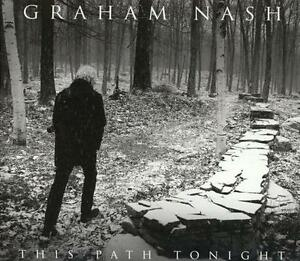 Graham Nash: This Path Tonight (2016) limited Digipak CD + DVD, NEU, OVP