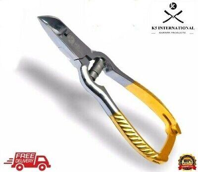 Alicate de Cutículas Profesional Cortauñas Manicura Pedicura corta cuticulas