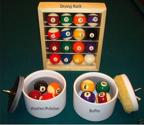 Pool Ball Cleaner Ebay