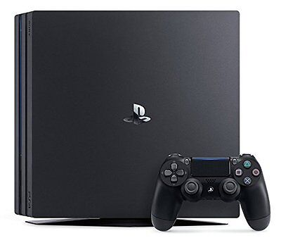 Playstation 4 Pro 1Tb   Ps4 Pro Console   Brand New