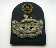 Victorian Cap Badge