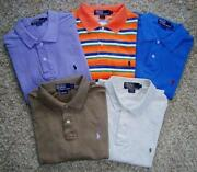 Golf Shirt Lot