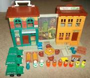 Fisher Price Little People Sesame Street