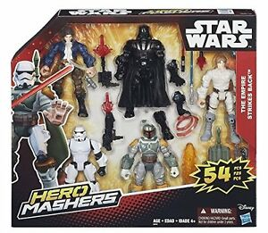 NEW: Star Wars Hero Mashers The Empire Strikes Back Multipack