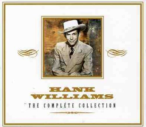 Hank Williams - Complete Collection [new Cd]