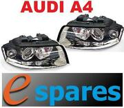 Audi A4 B6 Headlight