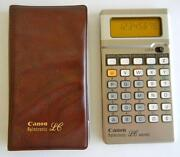 Vintage Canon Calculator