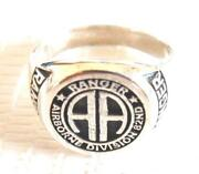 Army Airborne Ring
