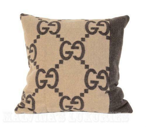 Gucci Pillow Ebay