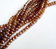 6mm Brown Beads