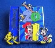 Disneyland Resort Pin