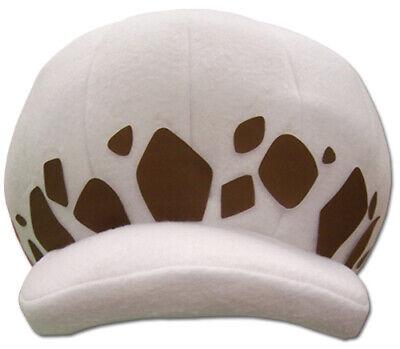 **Legit** One Piece Trafalgar Law New World Cosplay Headwear Cap Hat #23580 Cosplay One Piece