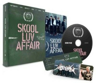 BTS - Skool Luv Affair [New CD] Asia - Import