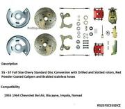 1957 Chevy Disc Brakes