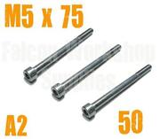 Stainless Steel Cap Head Bolts