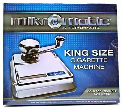 Zigarettenstopfer Zigarettenmaschine OCB Mikromatic Mikroomatic frei Haus OVP