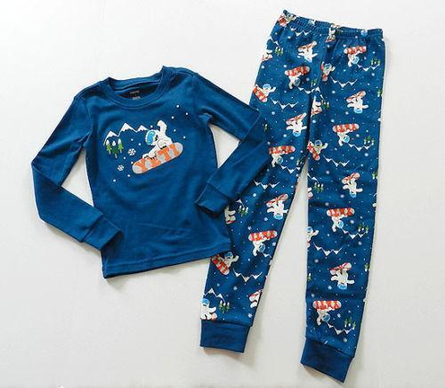 Clothing Size Group. Little Boys. See more clothing size groups. Boys. Baby Girls. See more clothing categories. Boys' Footed Pajamas. invalid category id. Boys' Footed Pajamas. Showing 3 of 3 results that match your query. Search Product Result. Product - Pokemon Characters Ready For Battle Pajamas these flame resistant fleece pajamas.