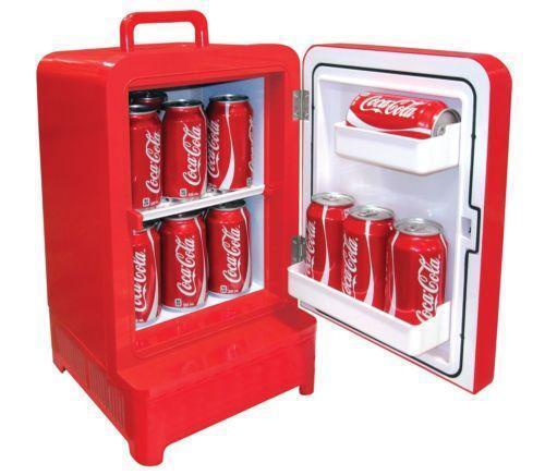 Coca Cola Mini Fridge Ebay