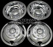 8 Lug Steel Wheels 16