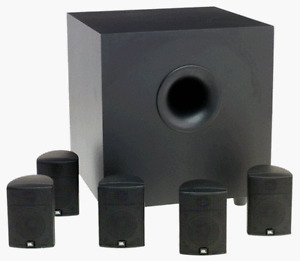 JBL surround sound speaker system 5:1