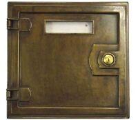 sportello cassetta postale per ritiro posta lettere ottone qualit made in italy