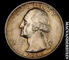 1934 Quarter