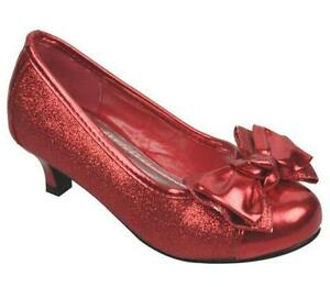 Red Glitter Dorothy Shoes 509176e1fd