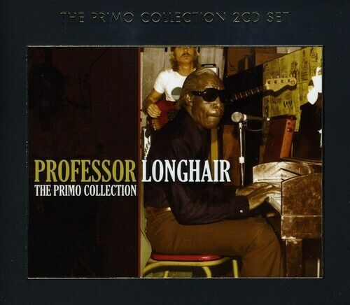 Professor Longhair - The Primo Collection [new Cd] Uk - Import