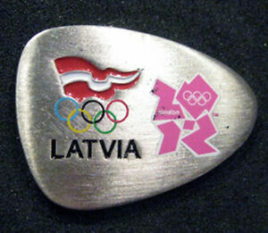 LONDON-2012-Olympic-LATVIA-NOC-Internal-team-delegation-dated-pink-pin