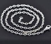 Silver Necklace Lot