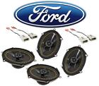 Ford Ranger Speakers