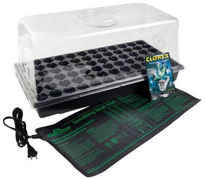 hydrofarm ck64060 hot house seed starter kit