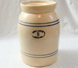Marshall Pottery Crock & Marshall Pottery | eBay