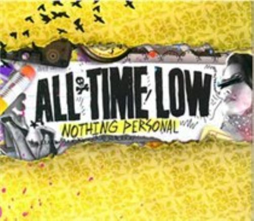 All Time Low-Nothing Personal CD NEW